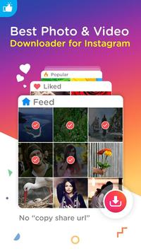MultiSave - Photo, Video Downloader for Instagram poster