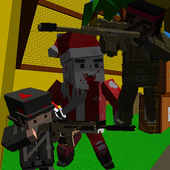 Blocky Party War Multiplayer icon