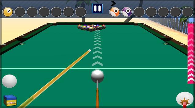 Multiplayer Snooker 8 Ball screenshot 4