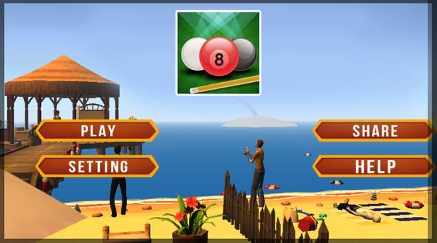 Multiplayer Snooker 8 Ball poster