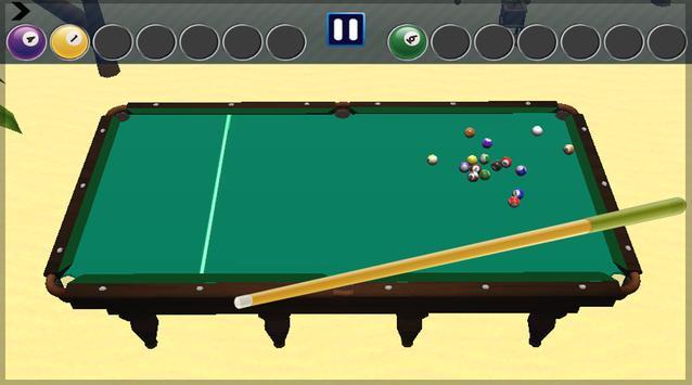 Multiplayer Snooker 8 Ball screenshot 2