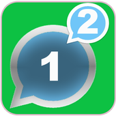 2 whatsapp account pro guide icon