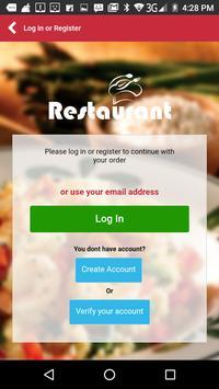 Multirestaurant screenshot 2