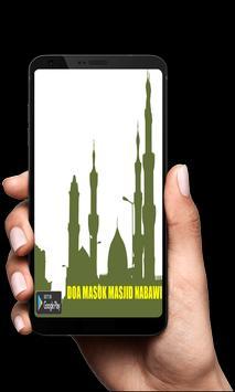 DOA MASUK MASJID NABAWI screenshot 3
