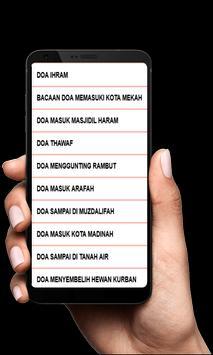 DOA SELESAI IBADAH HAJI DAN UMROH screenshot 2