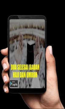 DOA SELESAI IBADAH HAJI DAN UMROH screenshot 3