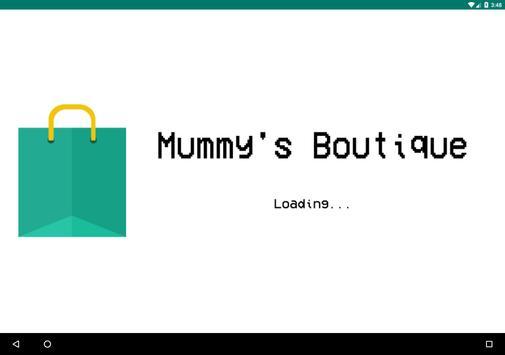 Mummy's Boutique screenshot 3