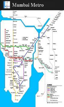 Mumbai Subway Map.Mumbai Metro Map Free For Android Apk Download