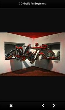 3D Graffiti for Beginners screenshot 1
