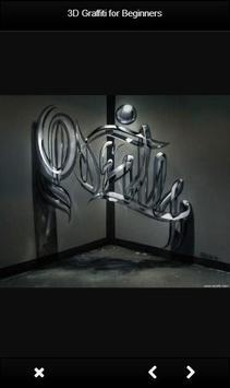 3D Graffiti for Beginners screenshot 2