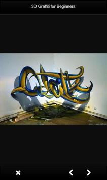 3D Graffiti for Beginners screenshot 3