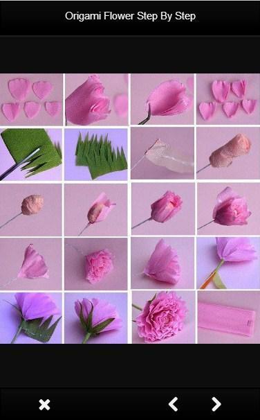 Giant Paper Rose - Cara Membuat Bunga Mawar Indah dari Kertas ... | 606x376