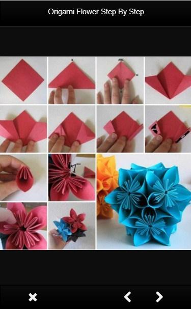 Fold an Origami Rose : 16 Steps - Instructables   607x375