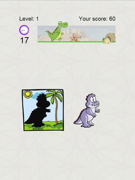 Dinosaurs Puzzles For Kids screenshot 3