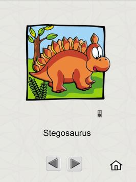 Dinosaurs Puzzles For Kids screenshot 1