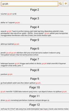 GOJEK PANDUAN LENGKAP v2 screenshot 4