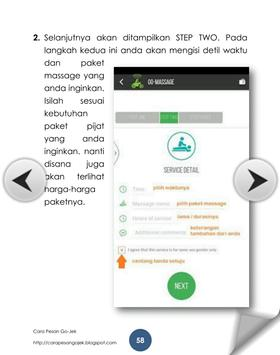 GOJEK PANDUAN LENGKAP v2 screenshot 6