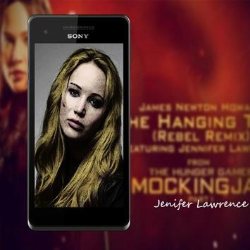 Jennifer Lawrence Wallpaper screenshot 2