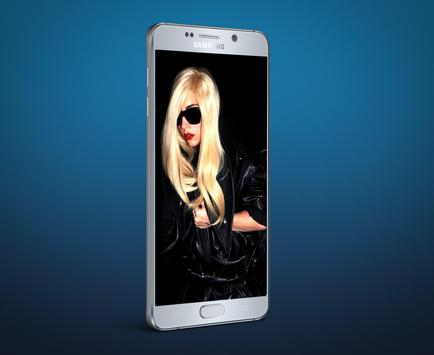 Lady Gaga Wallpaper screenshot 1