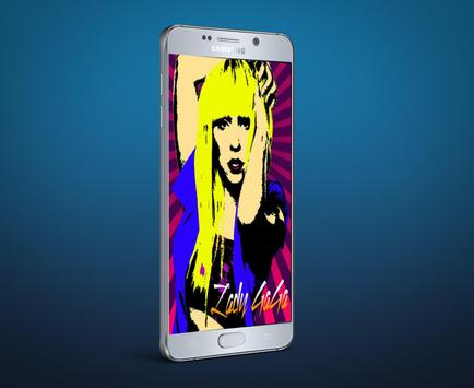 Lady Gaga Wallpaper screenshot 2