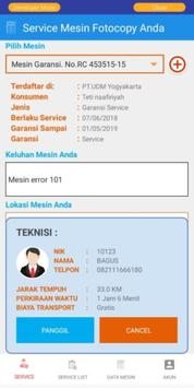 MOS (Muncul Online System) Service screenshot 3