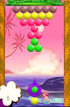 Beauty Mermaid Bubble screenshot 5