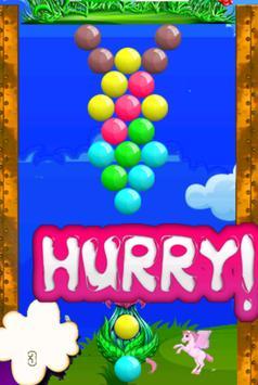 Fly Horse Bubble screenshot 3