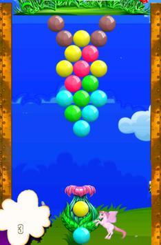 Fly Horse Bubble screenshot 2