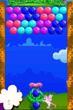 Fly Horse Bubble screenshot 4