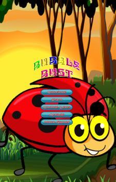 Little Beetle Bubble poster
