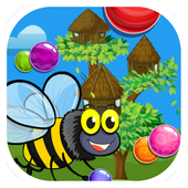 Shine Fly Bubble icon