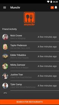 Munchr - Personalized Munching poster