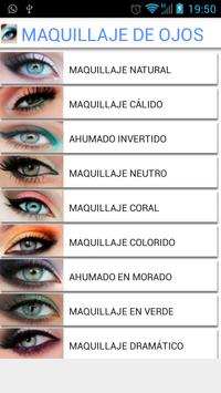 Eye Makeup Step by Step poster