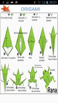 Origami step by step apk screenshot