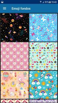 Emoji wallpaper poster