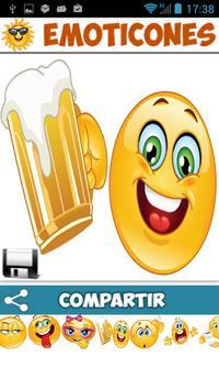 Emoticons for Facebook apk screenshot