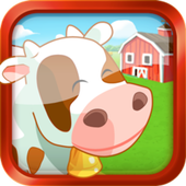 Farm sounds for kids icon