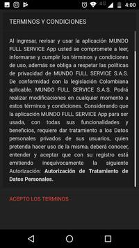 Mundo Full Service screenshot 5