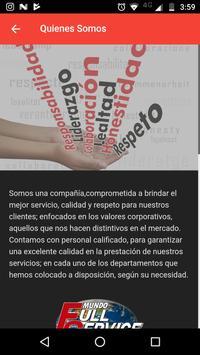 Mundo Full Service screenshot 7