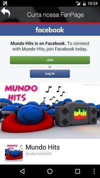 RÁDIO MUNDO HITS screenshot 1