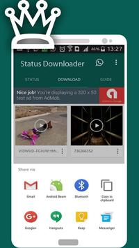 Status Downloader apk screenshot
