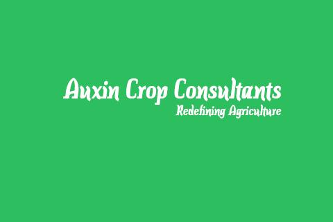 Auxin Agriculture App poster