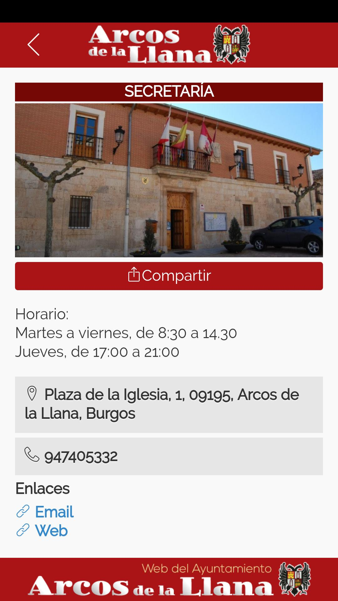 Arcos De La Llana For Android Apk Download