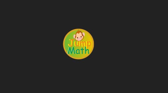 Jump Math poster
