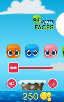 Cute Faces poster