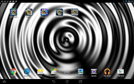 Color Puddle Live Wallpaper Fr apk screenshot