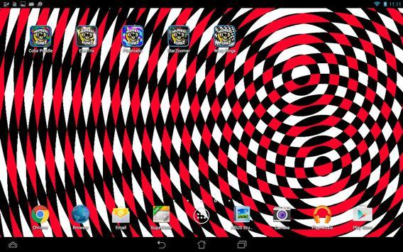 Warp Rings LITE Live Wallpaper screenshot 13