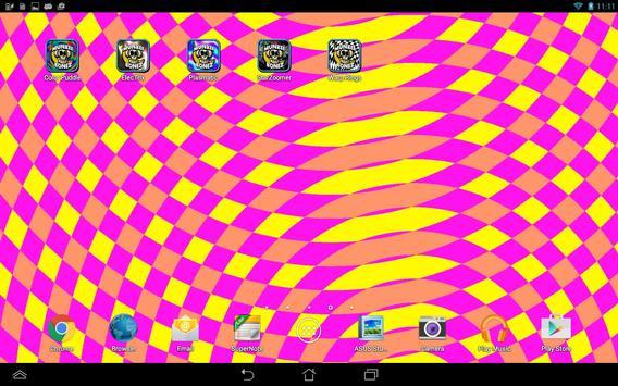 Warp Rings LITE Live Wallpaper screenshot 20