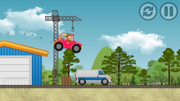 Adventure Car Munki And Trunk apk screenshot