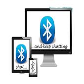 Bluetooth Multi Chat icon